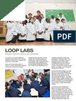 Urban Citizen Science Programme - Loop Labs
