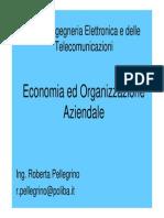 Modulo 1 Elementi Di Economia ing bari