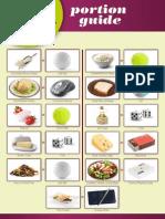 Portion Calorie Guide