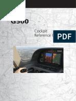 G500 Cockpit Ref Guide