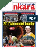 2010'daki Öncelikli Hedefler