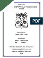 Sistem Perencanaan dan Pengendalian Proyek