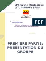 Analyse Stratégique d'Attijariwafa Bank
