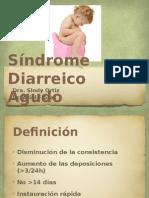 Sd. Diarreico Agudo en pediatría