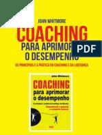 Coaching Para Performance John