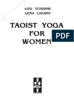Taoist Yoga for Women by OLEG TCHERNE