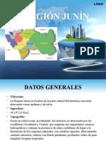 Región Junín - Economía Pública