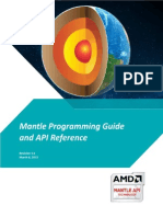 Mantle Programming Guide and API Reference