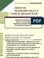 -Interventii Psihoterapeutice Cu Copii Si Adolescenti
