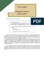 Indexacao e resumos - teoria e pratica (F. W. Lancaster).doc