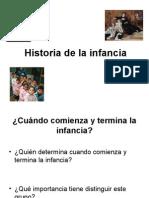 Niñez Clase 3