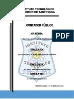 Reporte Infografico