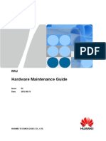 RRU Hardware Maintenance Guide(04)(PDF)-En