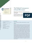 Political Consec. Social Movement