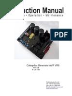 regulador de voltaje caterpillar VR6