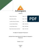ATPS Paradigmas