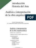02. ANÁLISIS E INTERPRETACIÓN DE ARQUITECTURA