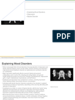 mood disorders lesson plan