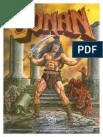 TSR 7014 Conan RPG Box Set Complete