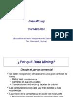 Data Mining - Introducción
