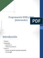 Cap1. Introducción a PHP Orientado a Objetos