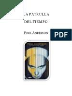 Anderson, Poul - La Patrulla Del Tiempo