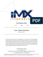 VALUES Victor Marian_Dumitrache