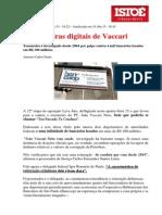 As Primeiras Digitais de Vaccari bancoop