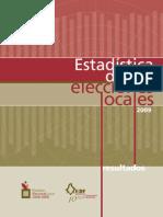 2009 Estadistica