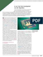 Microfluidic Technologies Shaping the World