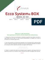 Manual de Uso Box