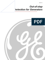 GER3179 Out-Of-Step Protection for Generators