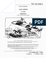 A-10 Warthog Flight Manual