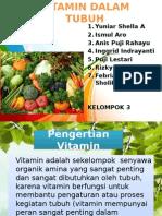 Vitamin Dalam Tubuh Fix