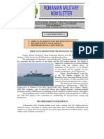 Romanian Military Newsletter