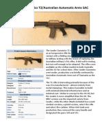 T2 M5 Leader Dynamics Rifle Patent