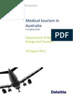 MedicalTourismreport Final