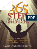 David Lawrence Preston-365 Steps to Practical Spirituality-How to Books Ltd (2007)