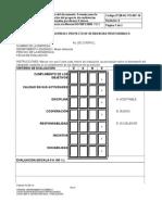 Evaluacion de Residencias Profesionales.itcm Ac Po 007 10