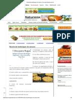 Receita de Hambúrguer de Cenoura _ Cura Pela Natureza.com