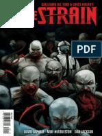 The Strain Livro 1