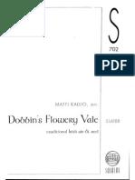 Rajaton Dobbin s Flowery Vale SSATBB
