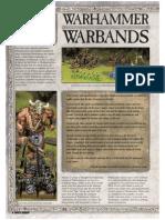 Warbands Vol.1