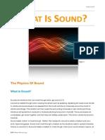 Unit 1 Acoustics Article 1 PDF