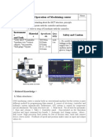 Cnc Mct Job Sheet( Sentrol, Fanuc Basic1 ) 65p