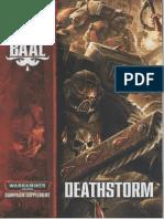 Shield of Baal - Deathstorm