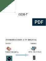 ISDB T Presentacion