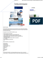 Maris Polymers Water Proofing Untuk Bangunan - Tokobagus