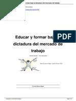 Educar y Formar Bajo La Dictadura a1662