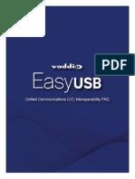 EasyUSB UC Interoperability FAQ